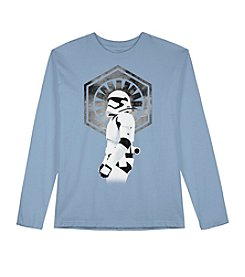 Star Wars® Boys' 8-20 Stormtrooper Logo Tee