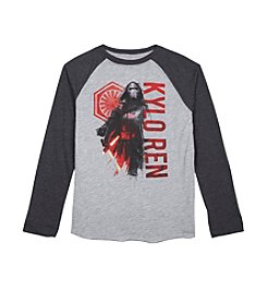 Star Wars® Boys' 8-20 Star Wars Kylo Ren™ Hybrid Tee
