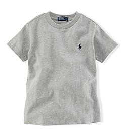 Ralph Lauren Childrenswear Boys' 2T-7 Short Sleeve Crew Tee