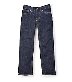 Ralph Lauren Childrenswear Boys' 2T-7 Slim Fitting Jeans