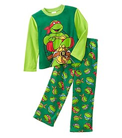 Boys' 4-10 Teenage Mutant Ninja Turtles Pajama
