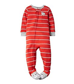 Carter's® Boys' 12M-4T One Piece Dog Striped Sleeper
