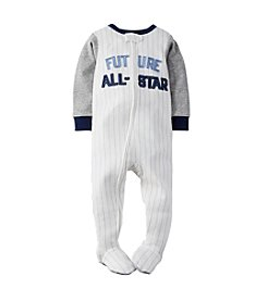 Carter's® Boys' 12M-4T One Piece Future All Star Sleeper