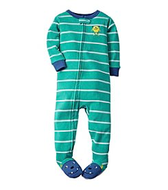 Carter's® Boys' 12M-4T One Piece Monster Striped Sleeper