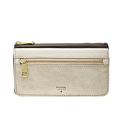 Fossil® Preston Colorblock Flap Clutch