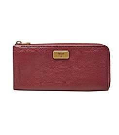 Fossil® Emerson Large Zip Clutch
