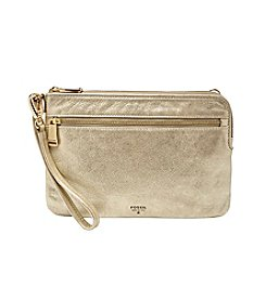 Fossil® Large Zip Wristlet