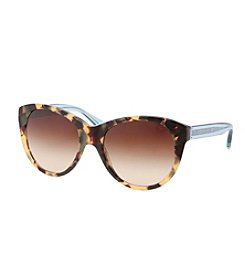 COACH LARGE AUDREY CAT EYE SUNGLASSES