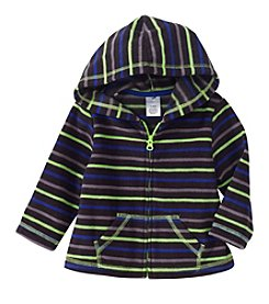 Cuddle Bear® Mix & Match Baby Boys' Multi Stripe Microfleece Jacket