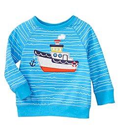 mix&MATCH Baby Boys' 3-24 Month Raglan Sweatshirt