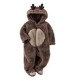 Carter's® Baby Newborn-9M Christmas Reindeer Hooded Bunting