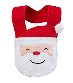 Carter's® Baby Santa Terry Teething Bib