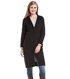 Kensie® Long Knit Cardigan
