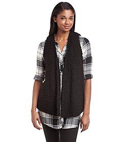 Kensie® Sherpa Knit Vest