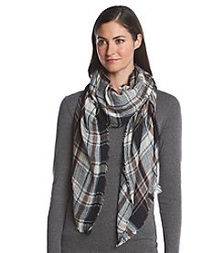 Free Spirit™ Cowboy Plaid Scarf