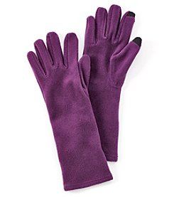 Cuddl Duds® Fleece Gloves With Touchscreen Tips