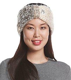 Betsey Johnson® Jem Session Cinched Headband
