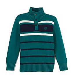 Chaps® Boys' 2T-7 Shawl Collar Sweater
