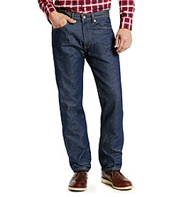 Levi's® Men's 505 Regular Fit Rigid Jeans