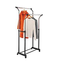 Honey-Can-Do Double Flared Garment Rack