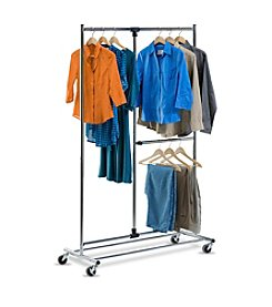 Honey-Can-Do Two Tier Garment Rack