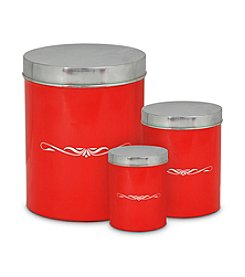 PURELIFE™ by Ragalta® 3-pc. Bread Bin and Canister Set