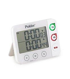 Polder Digital Dual Timer