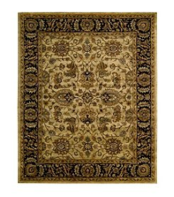 Nourison Jaipur Light Gold Area Rug