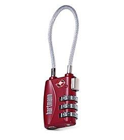 Hartmann® TSA Cable Lock
