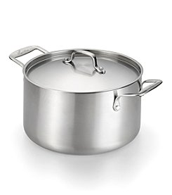 Lagostina® Axia Tri-Ply Stainless Steel 5-Qt. Stewpot