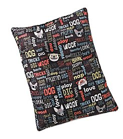 John Bartlett Pet Dog Phrases Large Pet Bed