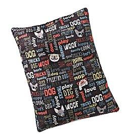 John Bartlett Pet Dog Phrases Large Pet Bed