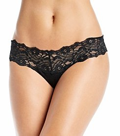 B intimates Lace Cheekster