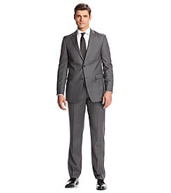 Tommy Hilfiger Men's Sharkskin Suit Separate