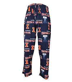 NCAA® Illinois Men's Fusion Knit Pants