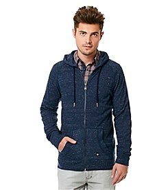 Buffalo by David Bitton Men's Long Sleeve Narliman Full Zip Hoodie