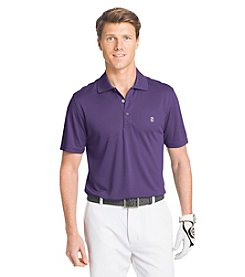 Izod® Men's Short Sleeve Grid Polo