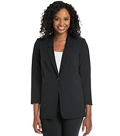 Kensie® One Button Blazer