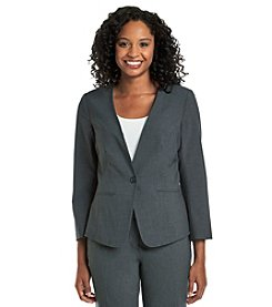 Kensie® Collarless Blazer