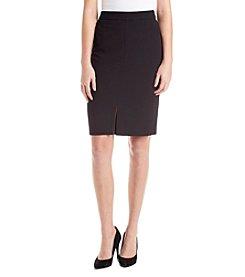 Kensie® Slit Front Skirt