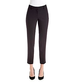 Kensie® Stretch Crepe Pants