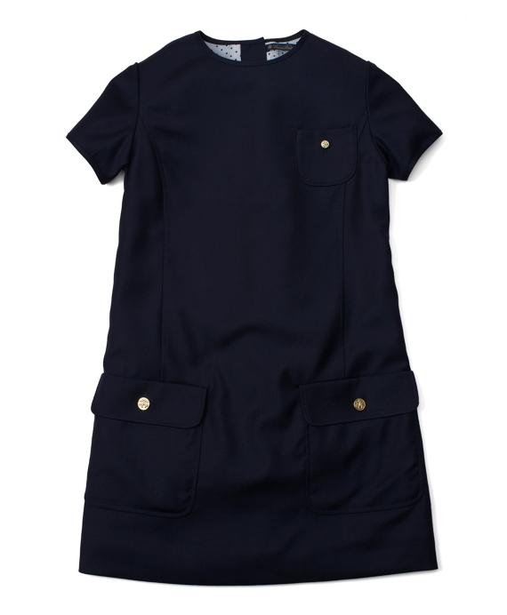 Blazer Dress Navy
