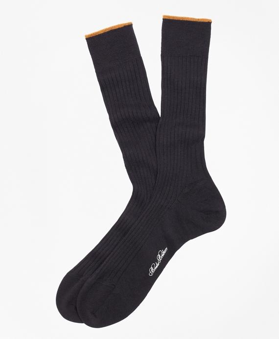 Merino Wool Golden Fleece® Sized Crew Socks Navy