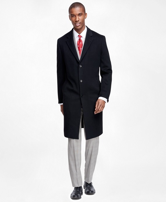 BrooksStorm® Long Town Coat Navy