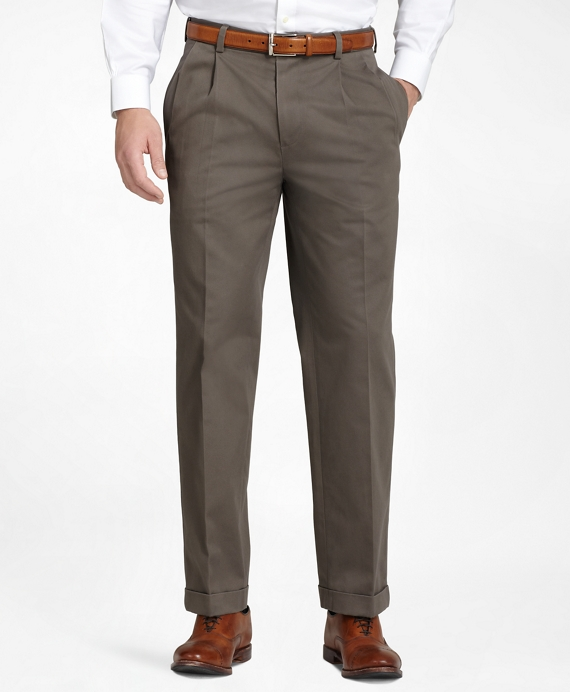 Elliot Advantage Chinos® Dark Taupe