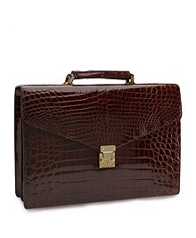 Alligator Billfold Briefcase