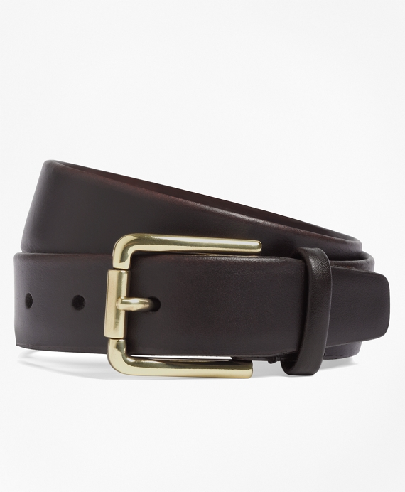 Tubular Belt Burgundy