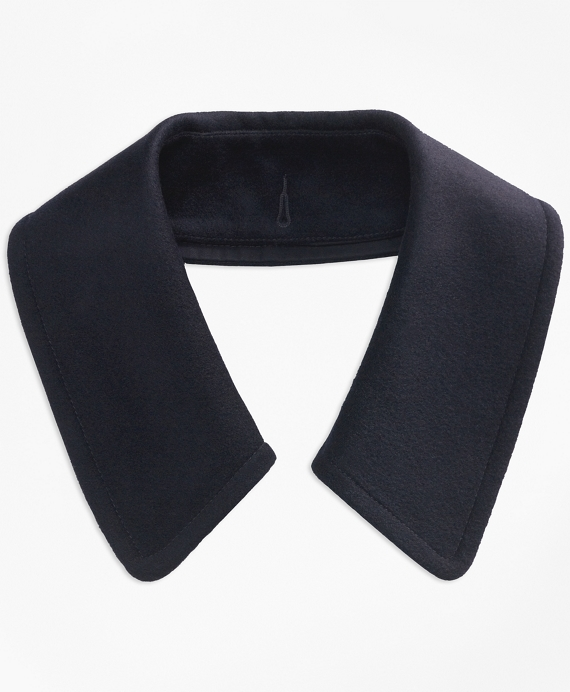 Trench Coat Replacement Collar Navy