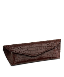 Alligator Eyeglass Case