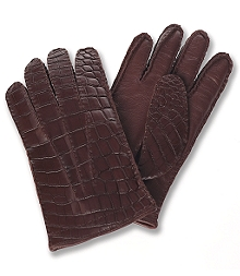 Alligator Gloves